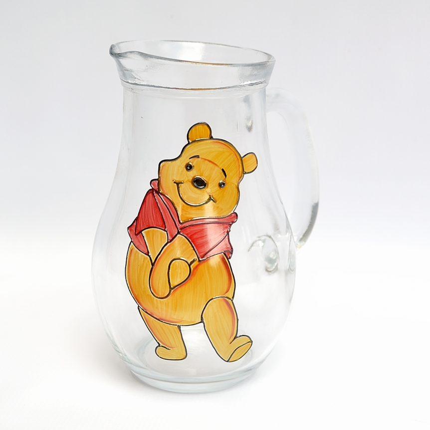 Cantă pentru botez Ursuleţul Winnie